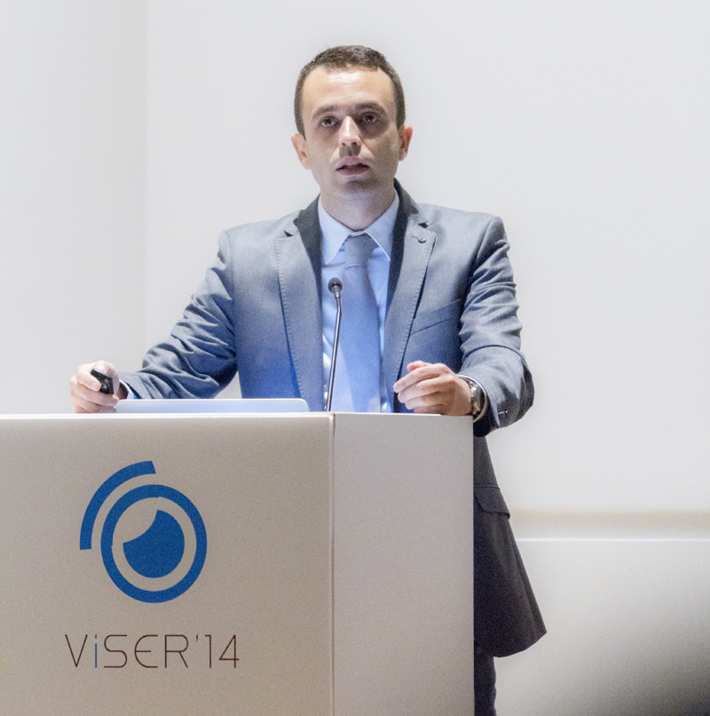 Finaliza con un gran éxito el Vision Sciences and Eye Research Meeting (ViSER'14)